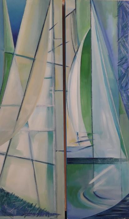 Sails (Diptytch)
